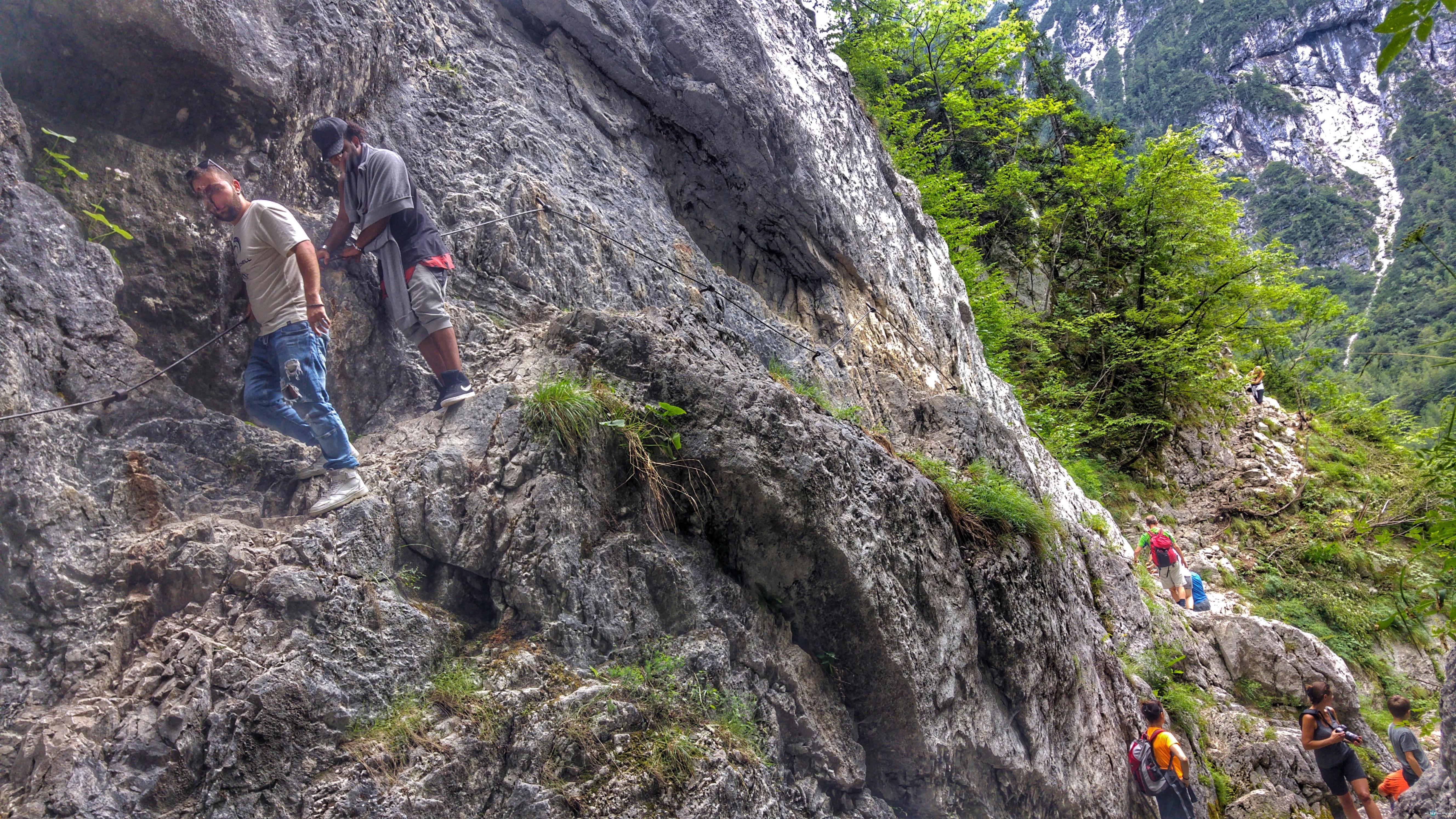 Klettersteig Soca Quelle : 4. die quelle der soča u2013 mit wordpress ans meer